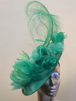 Statement Sea Green Mother of the Bride Hatinator 14801/SD510